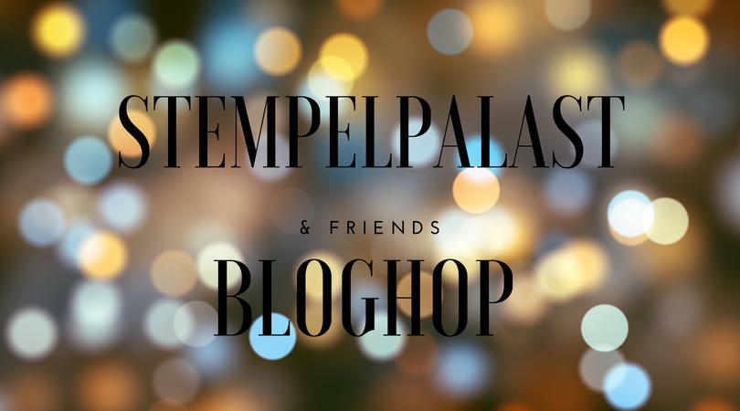 StempelPalast & Friends BlogHop Logo