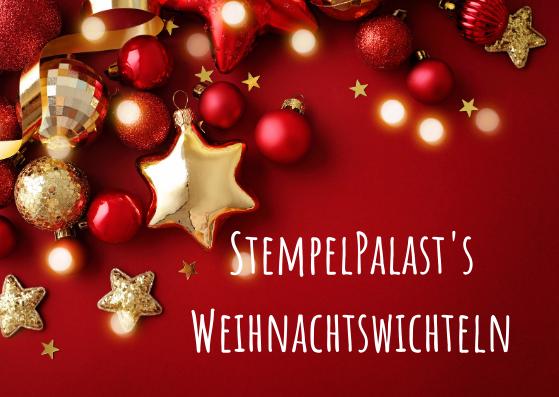 StempelPalast's Weihnachtswichteln Titelbild