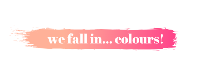 we fall in... colours!