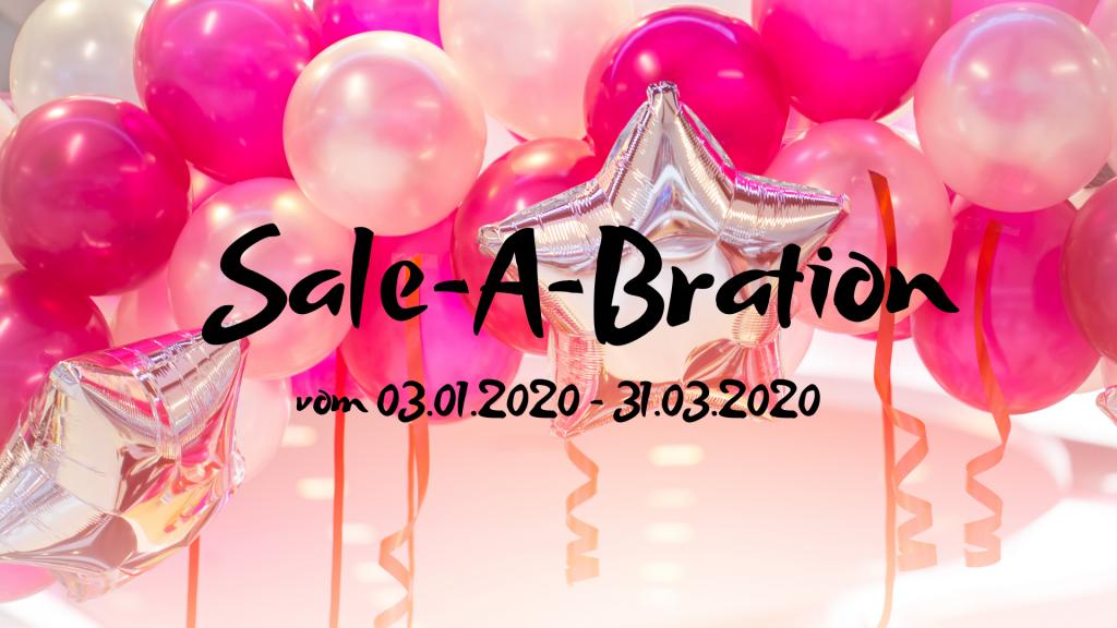 Logo Sale-a-Bration vom 03.01.2020 - 31.03.2020