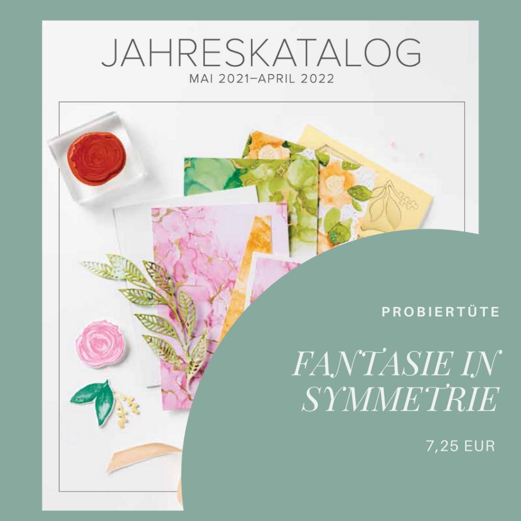 Probiertüte Fantasie in Symmetrie für 7,25 EUR