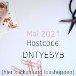 Hostcode Mai 2021