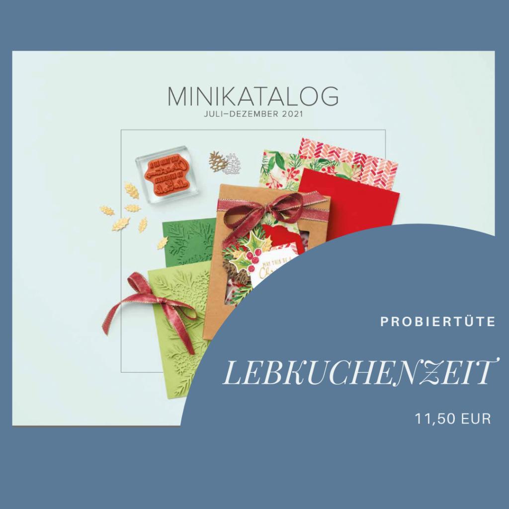 Probiertüte Lebkuchenzeit für 11,50 EUR