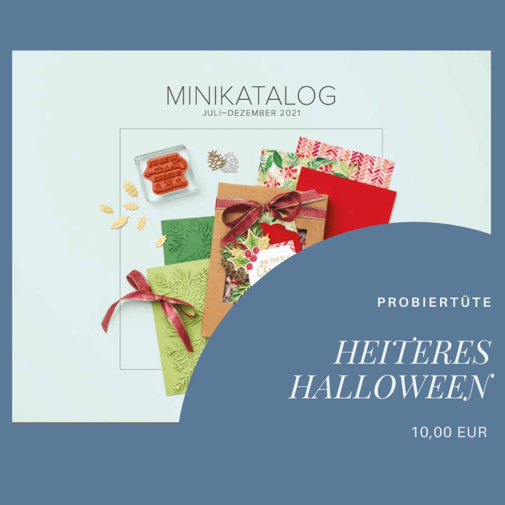 Probiertüte Heiteres Halloween für 10,00 EUR